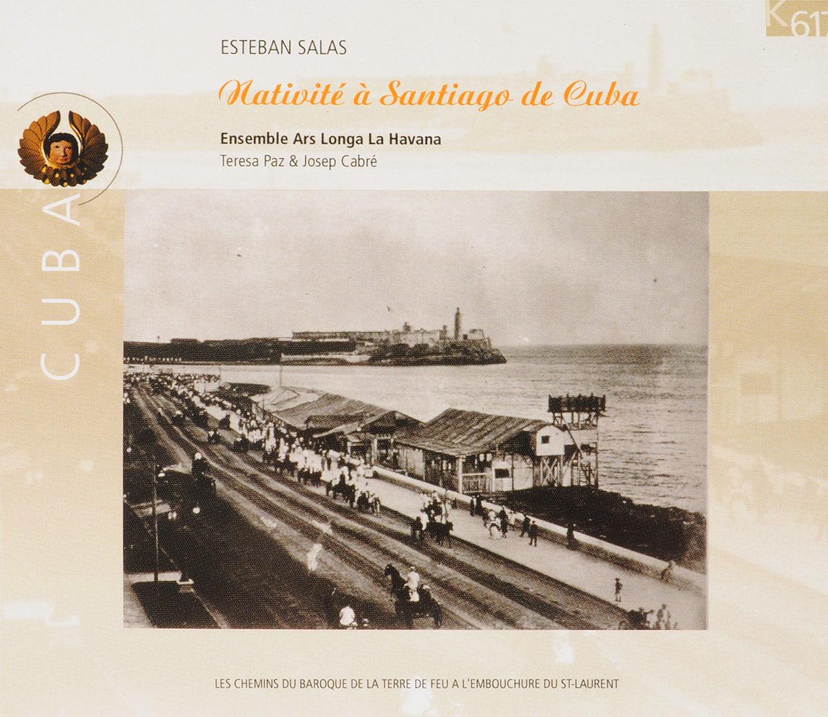 VARIOUS. SALAS / NATIVITE A SANTIAGO DE CUBA. 1