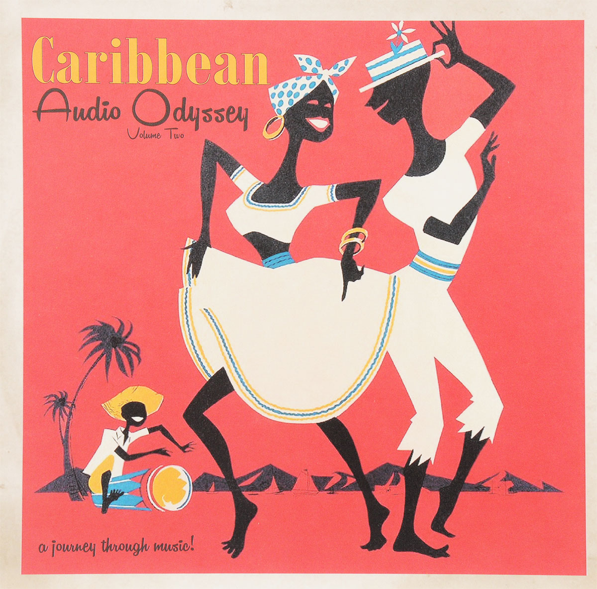 Caribbean Audio Odyssey Volume Two (LP) yunhee lee kara angel diary volume 2