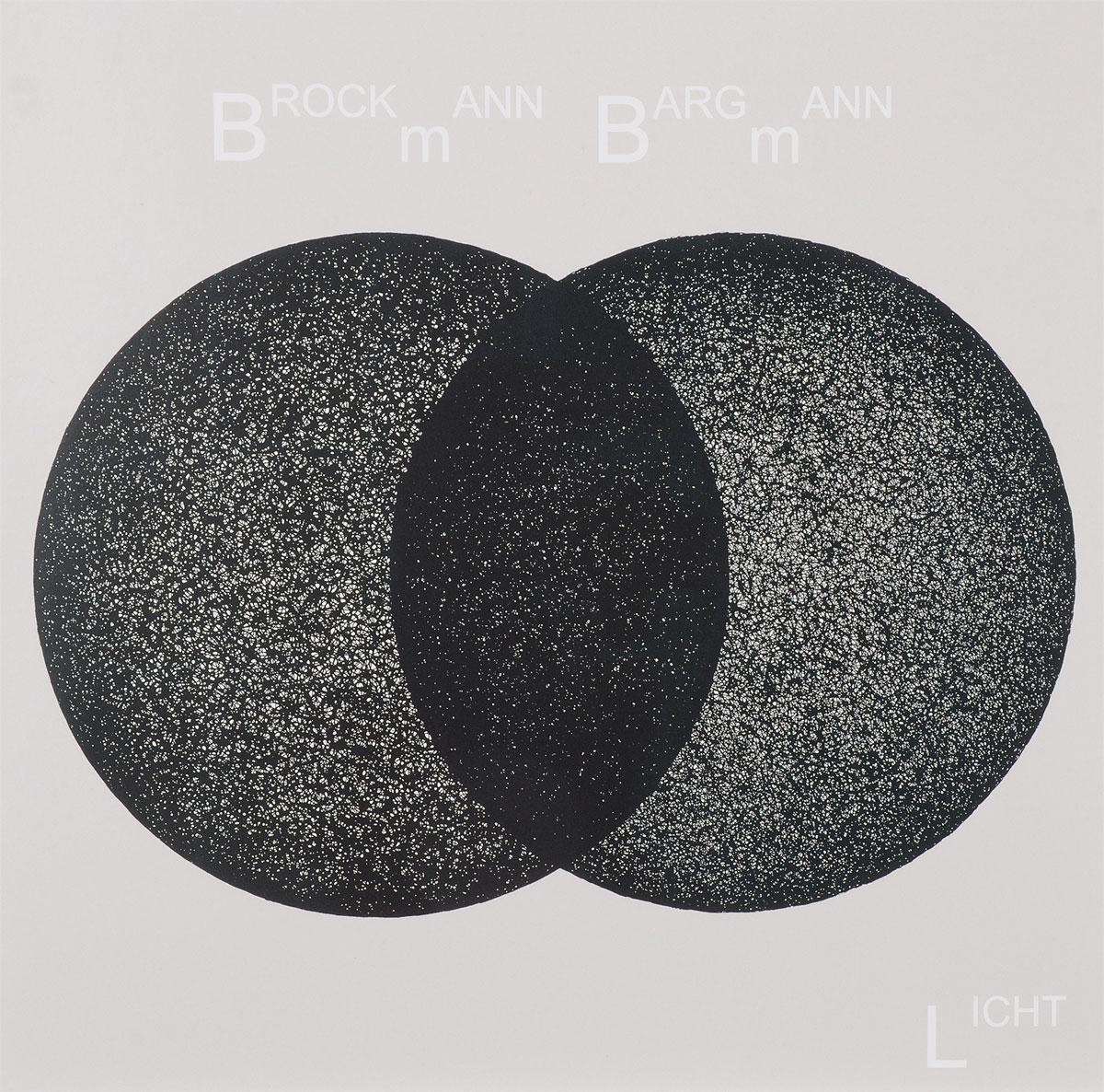 Brockmann / Bargmann. Licht (LP) kollektion 04 b lp