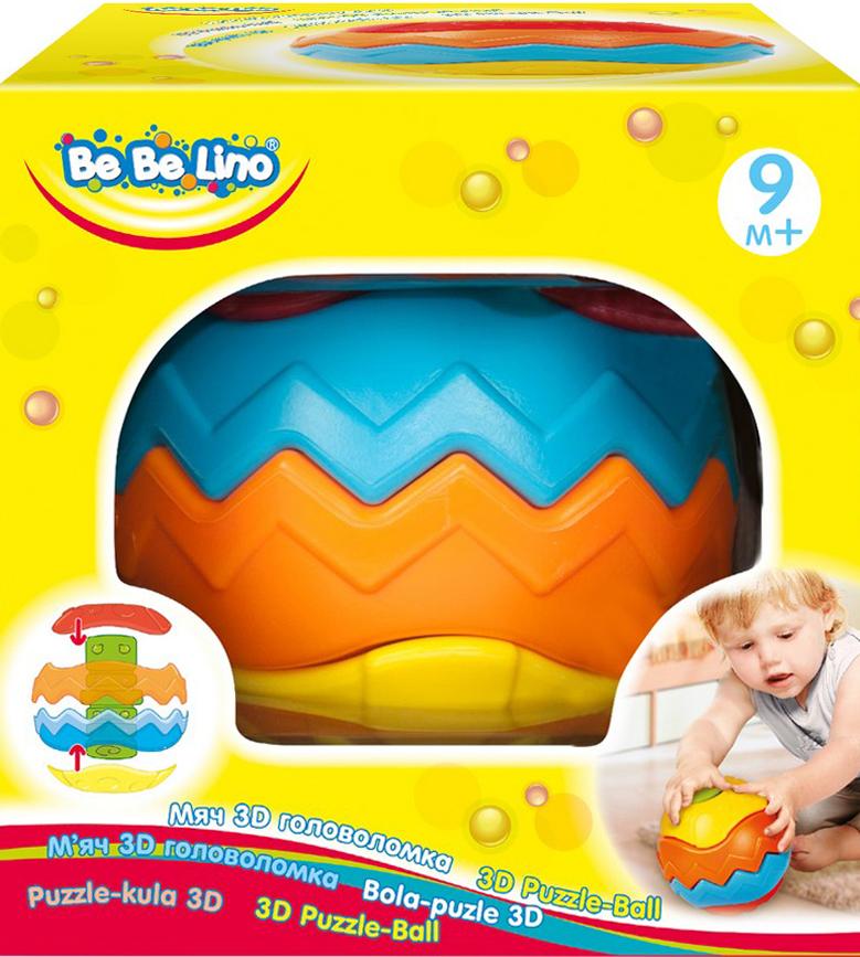 BebeLino Развивающая игрушка Мяч 3D головоломка