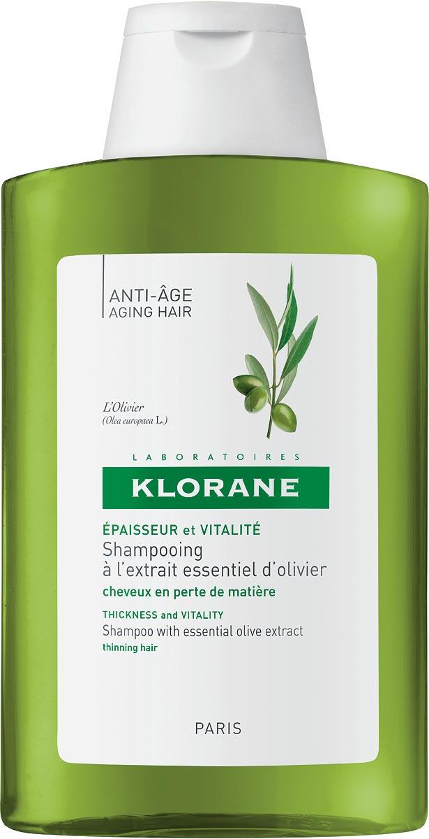 Klorane Шампунь с экстрактом оливы, 200 млC52174Шампунь с экстрактом оливы бережно очищает и придает волосам плотность. Восстанавливает баланс кожи головы. Восстанавливает плотность волос.
