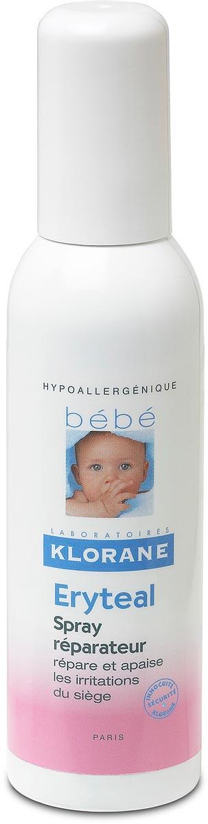 Klorane Bebe Эритеаль спрей с экстратом календулы, 75 мл - Косметика по уходу за кожей