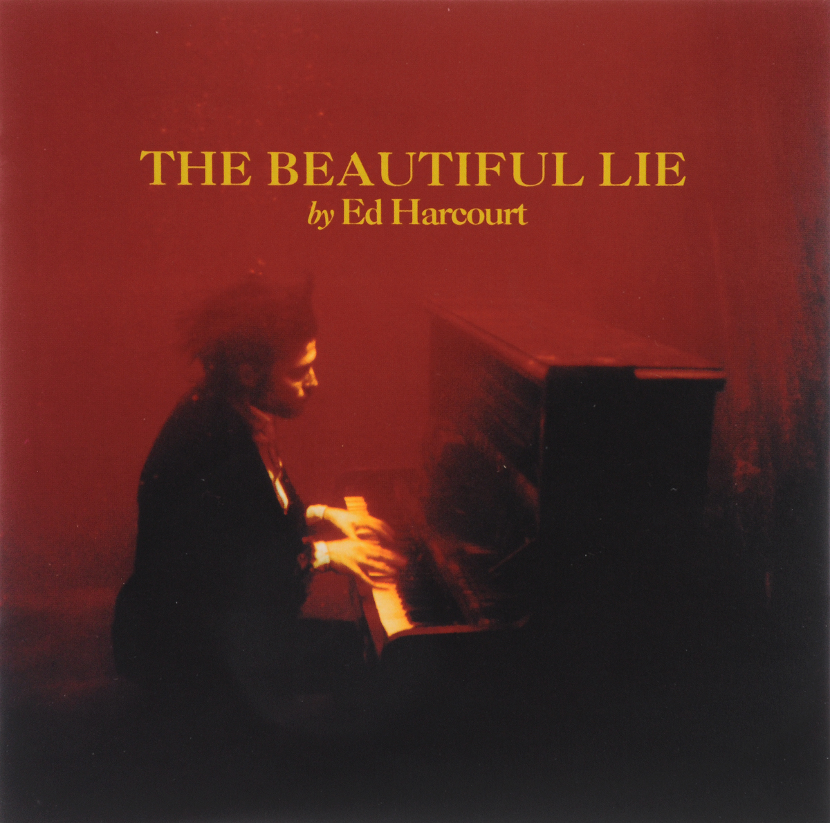 Эд Харкорт HARCOURT, ED. THE BEAUTIFUL LIE the lie
