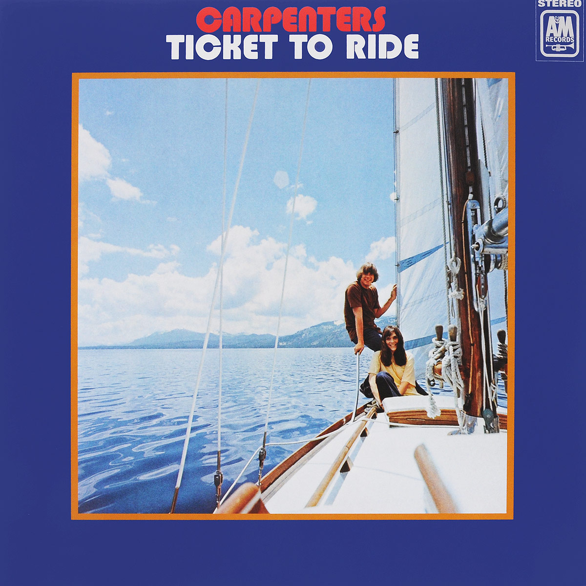 The Carpenters Carpenters. Ticket To Ride (LP) ticket to heaven перчатки