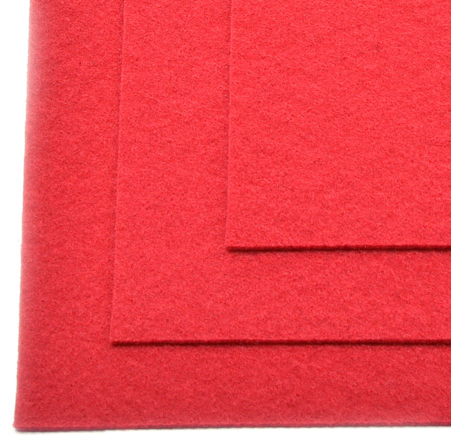 Фетр листовой Ideal, жесткий, цвет: темно-красный (607), 20 х 30 см, 10 шт2576259Листовой фетр используют для изготовления оригинальных сувениров, аппликаций и картин. Многообразие расцветок, большой выбор листов по плотности и толщине позволяют подобрать материал на любой вкус.Толщина: 1 мм.