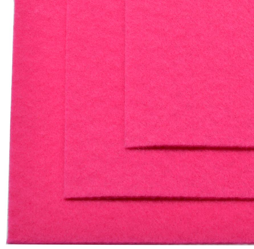 Фетр листовой Ideal, жесткий, цвет: ярко-розовый (609), 20 х 30 см, 10 штTBY.FLT-H1.609Листовой фетр используют для изготовления оригинальных сувениров, аппликаций и картин. Многообразие расцветок, большой выбор листов по плотности и толщине позволяют подобрать материал на любой вкус.Толщина: 1 мм.