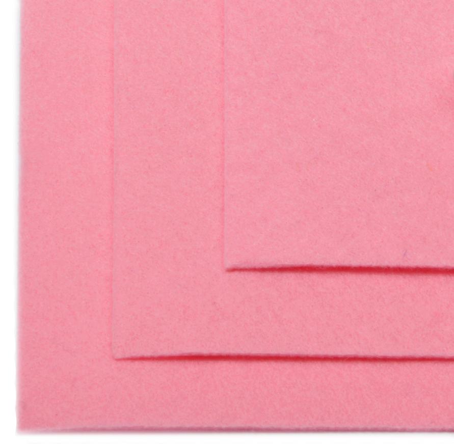 Фетр листовой Ideal, жесткий, цвет: светло-розовый (613), 20 х 30 см, 10 штTBY.FLT-H1.613Листовой фетр используют для изготовления оригинальных сувениров, аппликаций и картин. Многообразие расцветок, большой выбор листов по плотности и толщине позволяют подобрать материал на любой вкус.Толщина: 1 мм.