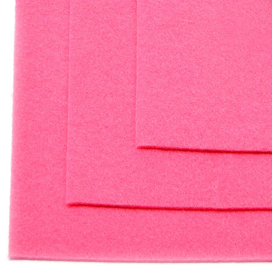 Фетр листовой Ideal, жесткий, цвет: розовый (614), 20 х 30 см, 10 штTBY.FLT-H1.614Листовой фетр используют для изготовления оригинальных сувениров, аппликаций и картин. Многообразие расцветок, большой выбор листов по плотности и толщине позволяют подобрать материал на любой вкус.Толщина: 1 мм.