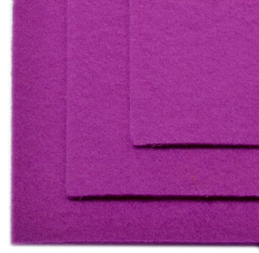 Фетр листовой Ideal, жесткий, цвет: сиреневый (619), 20 х 30 см, 10 штTBY.FLT-H1.619Листовой фетр используют для изготовления оригинальных сувениров, аппликаций и картин. Многообразие расцветок, большой выбор листов по плотности и толщине позволяют подобрать материал на любой вкус.Толщина: 1 мм.
