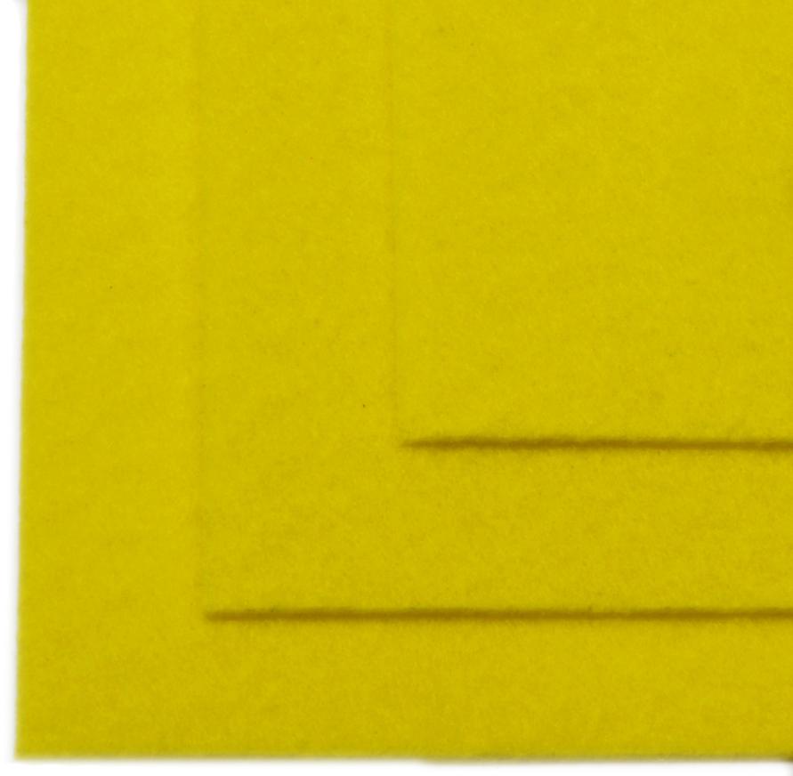 Фетр листовой Ideal, жесткий, цвет: лимон (633), 20 х 30 см, 10 штTBY.FLT-H1.633Листовой фетр используют для изготовления оригинальных сувениров, аппликаций и картин. Многообразие расцветок, большой выбор листов по плотности и толщине позволяют подобрать материал на любой вкус.Толщина: 1 мм.
