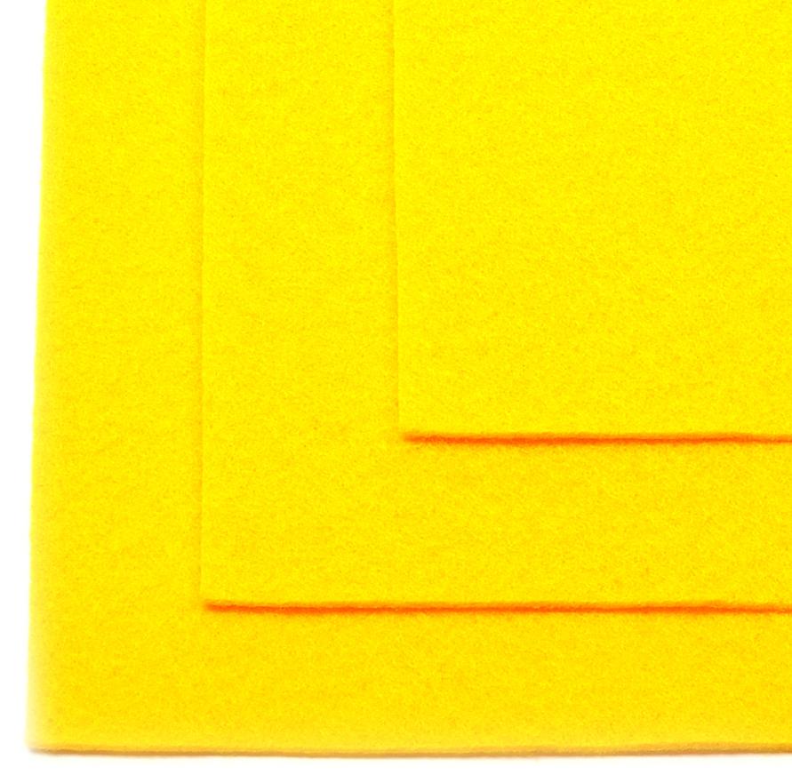 Фетр листовой Ideal, жесткий, цвет: желтый (643), 20 х 30 см, 10 штTBY.FLT-H1.643Листовой фетр используют для изготовления оригинальных сувениров, аппликаций и картин. Многообразие расцветок, большой выбор листов по плотности и толщине позволяют подобрать материал на любой вкус.Толщина: 1 мм.