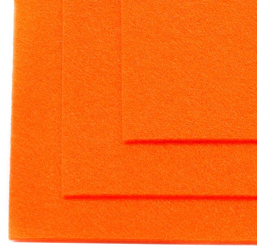 Фетр листовой Ideal, жесткий, цвет: бледно-оранжевый (645), 20 х 30 см, 10 шт7712591_208Листовой фетр используют для изготовления оригинальных сувениров, аппликаций и картин. Многообразие расцветок, большой выбор листов по плотности и толщине позволяют подобрать материал на любой вкус.Толщина: 1 мм.