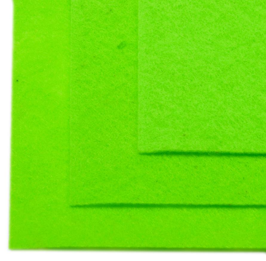 Фетр листовой Ideal, жесткий, цвет: салатовый (674), 20 х 30 см, 10 штTBY.FLT-H1.674Листовой фетр используют для изготовления оригинальных сувениров, аппликаций и картин. Многообразие расцветок, большой выбор листов по плотности и толщине позволяют подобрать материал на любой вкус.Толщина: 1 мм.
