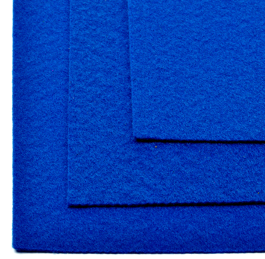 Фетр листовой Ideal, жесткий, цвет: синий (675), 20 х 30 см, 10 штTBY.FLT-H1.675Листовой фетр используют для изготовления оригинальных сувениров, аппликаций и картин. Многообразие расцветок, большой выбор листов по плотности и толщине позволяют подобрать материал на любой вкус.Толщина: 1 мм.