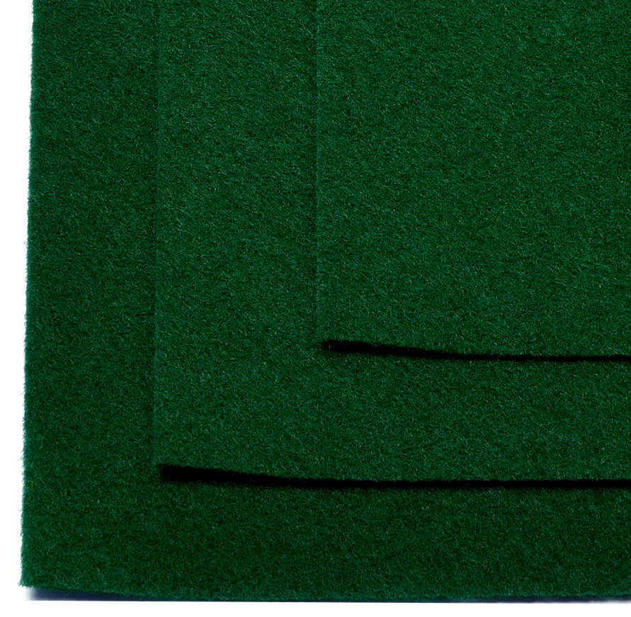 Фетр листовой Ideal, жесткий, цвет: зеленый (678), 20 х 30 см, 10 штTBY.FLT-H1.678Листовой фетр используют для изготовления оригинальных сувениров, аппликаций и картин. Многообразие расцветок, большой выбор листов по плотности и толщине позволяют подобрать материал на любой вкус.Толщина: 1 мм.