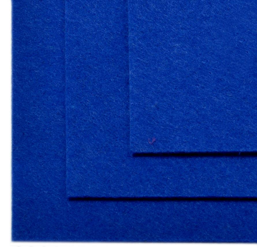 Фетр листовой Ideal, жесткий, цвет: синий (679), 20 х 30 см, 10 штTBY.FLT-H1.679Листовой фетр используют для изготовления оригинальных сувениров, аппликаций и картин. Многообразие расцветок, большой выбор листов по плотности и толщине позволяют подобрать материал на любой вкус.Толщина: 1 мм.