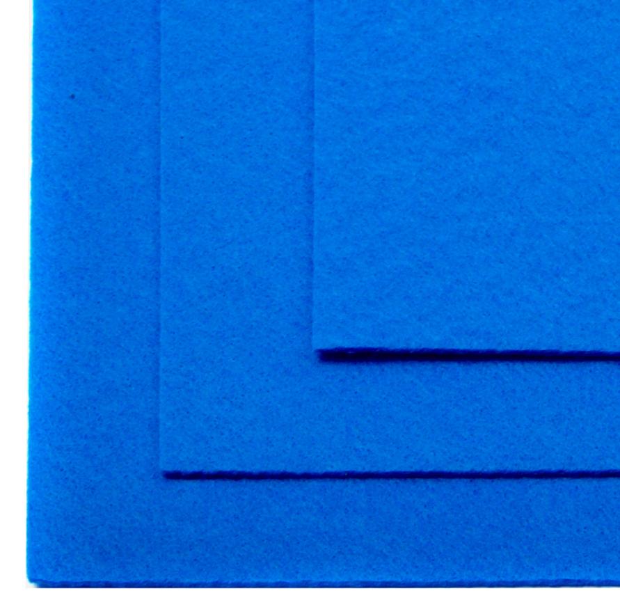 Фетр листовой Ideal, жесткий, цвет: васильковый (683), 20 х 30 см, 10 штTBY.FLT-H1.683Листовой фетр используют для изготовления оригинальных сувениров, аппликаций и картин. Многообразие расцветок, большой выбор листов по плотности и толщине позволяют подобрать материал на любой вкус.Толщина: 1 мм.