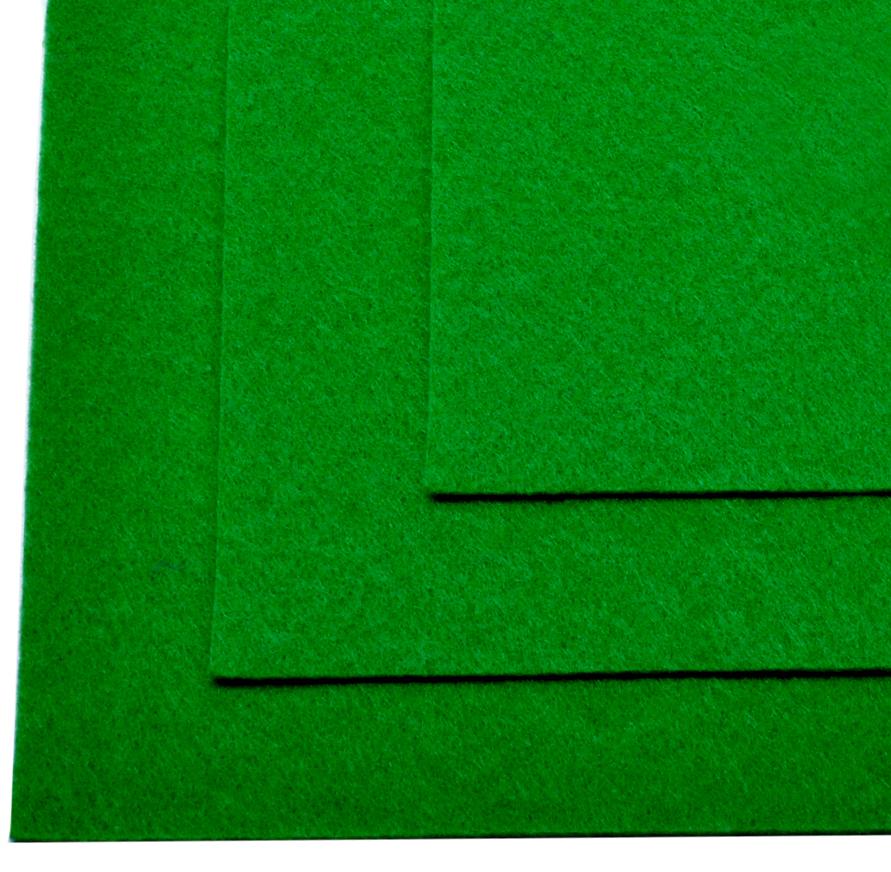 Фетр листовой Ideal, жесткий, цвет: зеленый (705), 20 х 30 см, 10 шт7712569_27Листовой фетр используют для изготовления оригинальных сувениров, аппликаций и картин. Многообразие расцветок, большой выбор листов по плотности и толщине позволяют подобрать материал на любой вкус.Толщина: 1 мм.