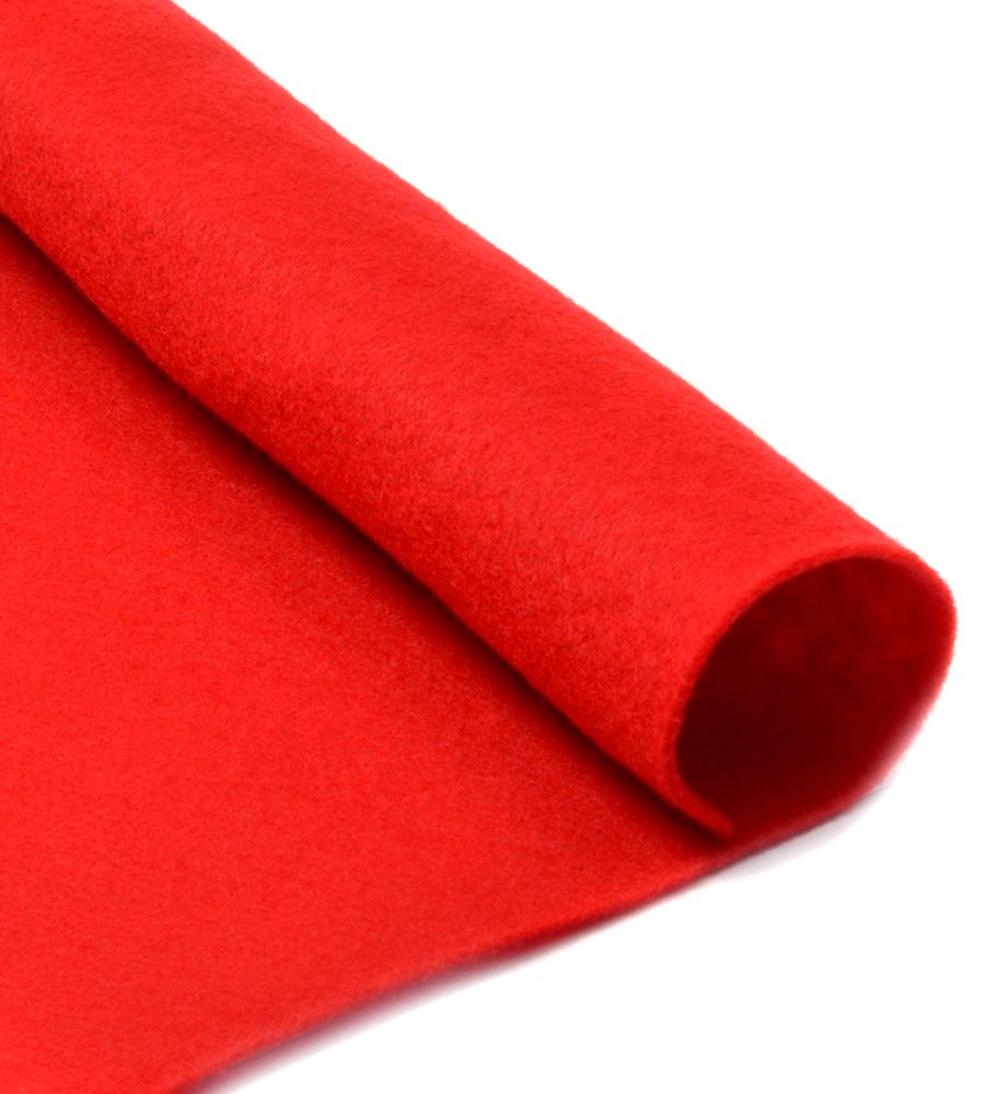 Фетр листовой Ideal, мягкий, цвет: красный), 20 х 30 см, 10 штTBY.FLT-S1.601Листовой фетр используют для изготовления оригинальных сувениров, аппликаций и картин. Многообразие расцветок, большой выбор листов по плотности и толщине позволяют подобрать материал на любой вкус.Толщина: 1 мм.