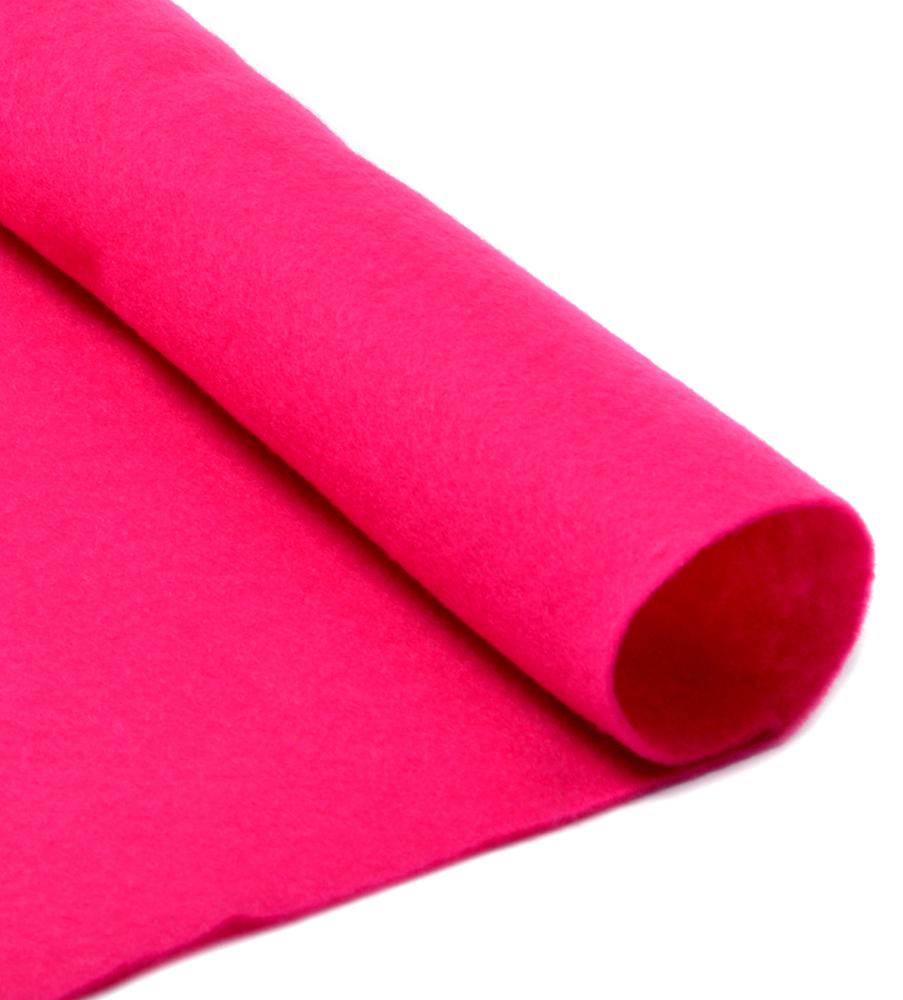 Фетр листовой Ideal, мягкий, цвет: ярко-розовый (609), 20 х 30 см, 10 шт2498457Листовой фетр используют для изготовления оригинальных сувениров, аппликаций и картин. Многообразие расцветок, большой выбор листов по плотности и толщине позволяют подобрать материал на любой вкус.Толщина: 1 мм.