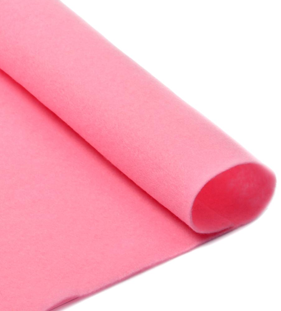 Фетр листовой Ideal, мягкий, цвет: светло-розовый (613), 20 х 30 см, 10 штTBY.FLT-S1.613Листовой фетр используют для изготовления оригинальных сувениров, аппликаций и картин. Многообразие расцветок, большой выбор листов по плотности и толщине позволяют подобрать материал на любой вкус.Толщина: 1 мм.