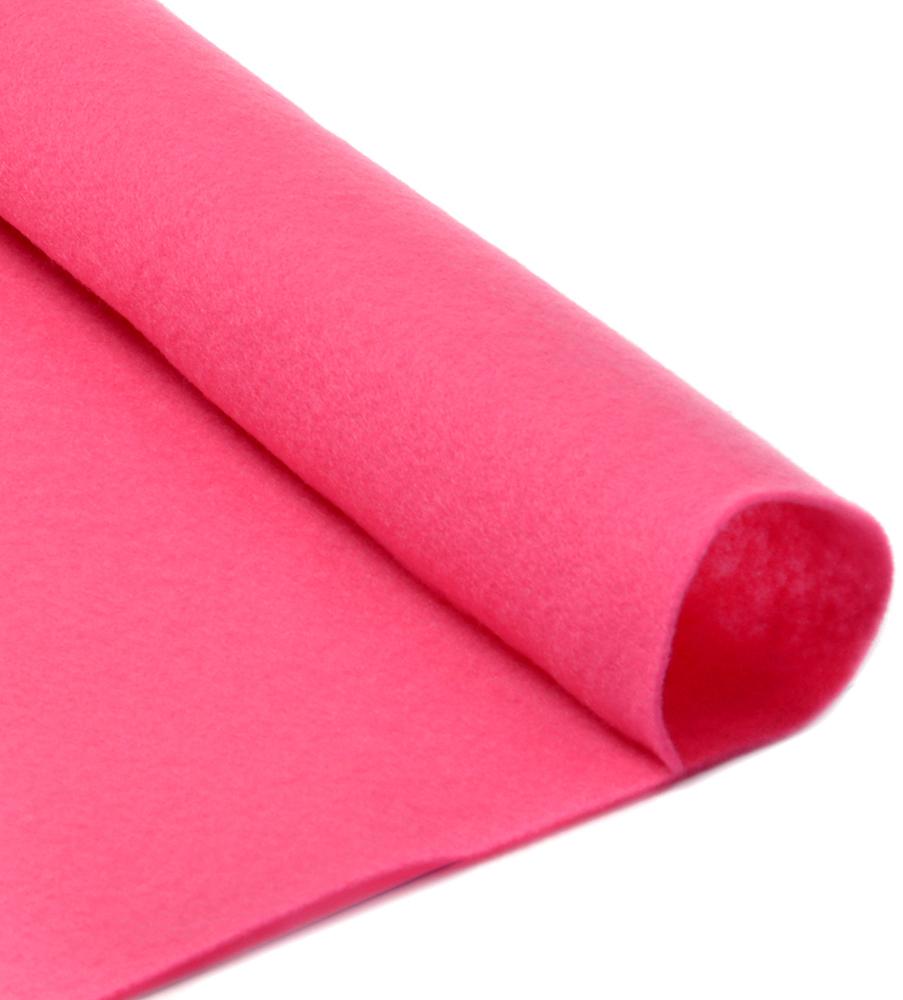 Фетр листовой Ideal, мягкий, цвет: розовый (614), 20 х 30 см, 10 штTBY.FLT-H1.609Листовой фетр используют для изготовления оригинальных сувениров, аппликаций и картин. Многообразие расцветок, большой выбор листов по плотности и толщине позволяют подобрать материал на любой вкус.Толщина: 1 мм.
