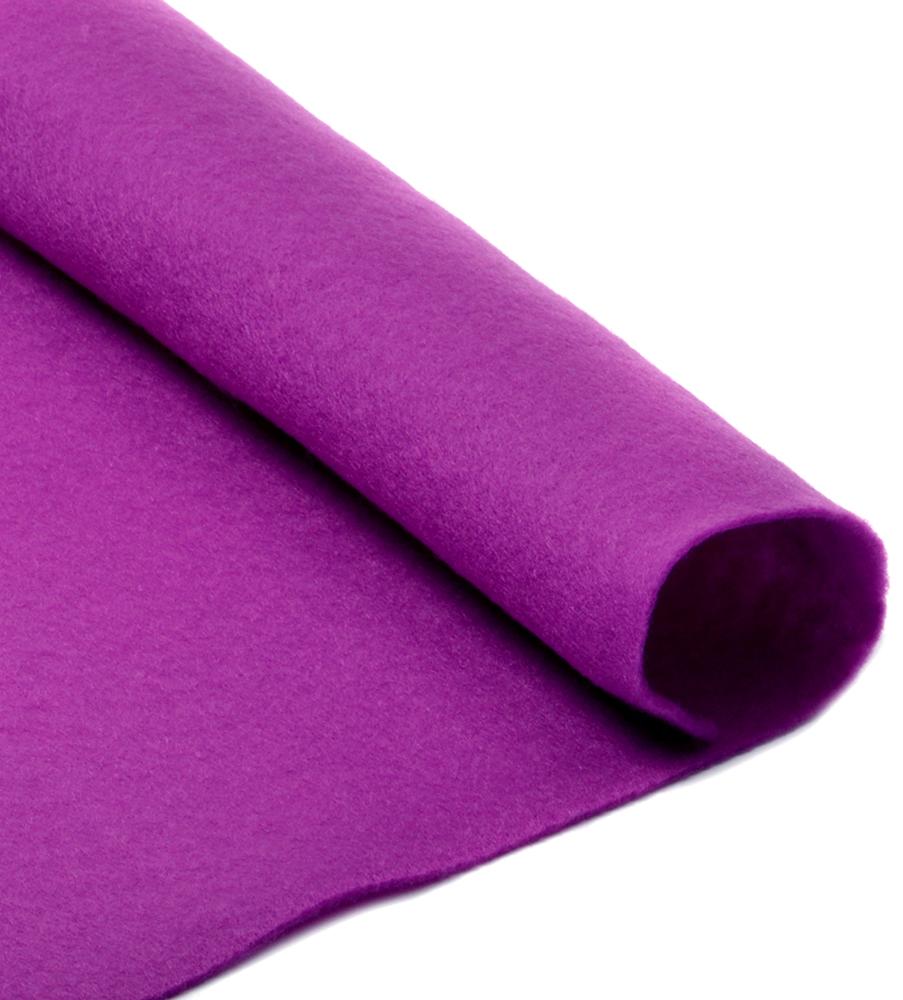 Фетр листовой Ideal, мягкий, цвет: сиреневый (619), 20 х 30 см, 10 шт7712569_18Листовой фетр используют для изготовления оригинальных сувениров, аппликаций и картин. Многообразие расцветок, большой выбор листов по плотности и толщине позволяют подобрать материал на любой вкус.Толщина: 1 мм.