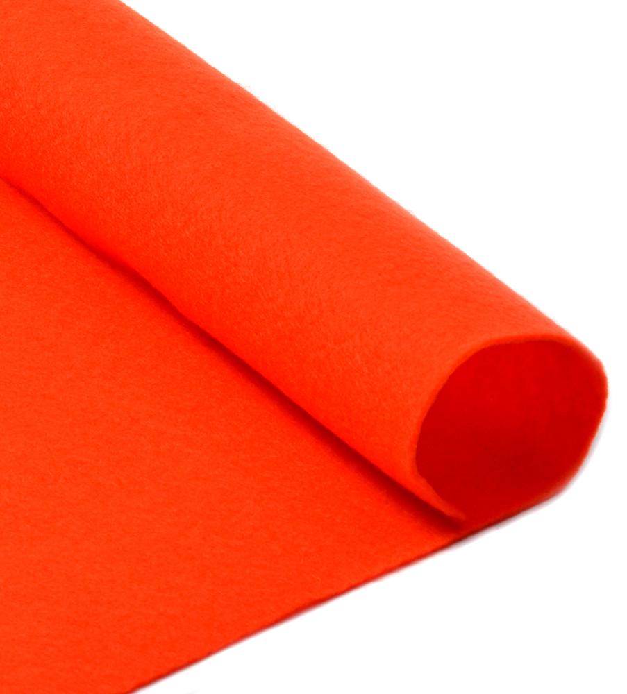 Фетр листовой Ideal, мягкий, цвет: оранжевый (628), 20 х 30 см, 10 штTBY.FLT-S1.628Листовой фетр используют для изготовления оригинальных сувениров, аппликаций и картин. Многообразие расцветок, большой выбор листов по плотности и толщине позволяют подобрать материал на любой вкус.Толщина: 1 мм.