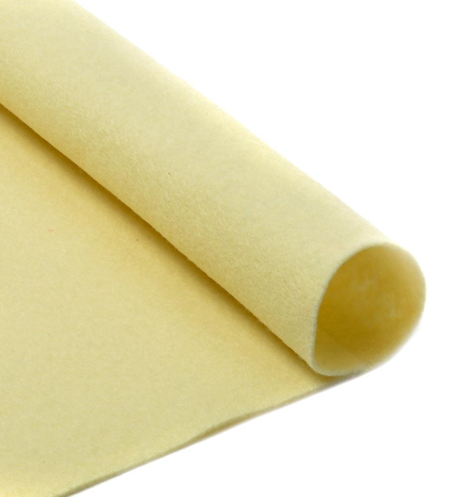 Фетр листовой Ideal, мягкий, цвет: топленое молоко (647), 20 х 30 см, 10 шт7712590_229Листовой фетр используют для изготовления оригинальных сувениров, аппликаций и картин. Многообразие расцветок, большой выбор листов по плотности и толщине позволяют подобрать материал на любой вкус.Толщина: 1 мм.
