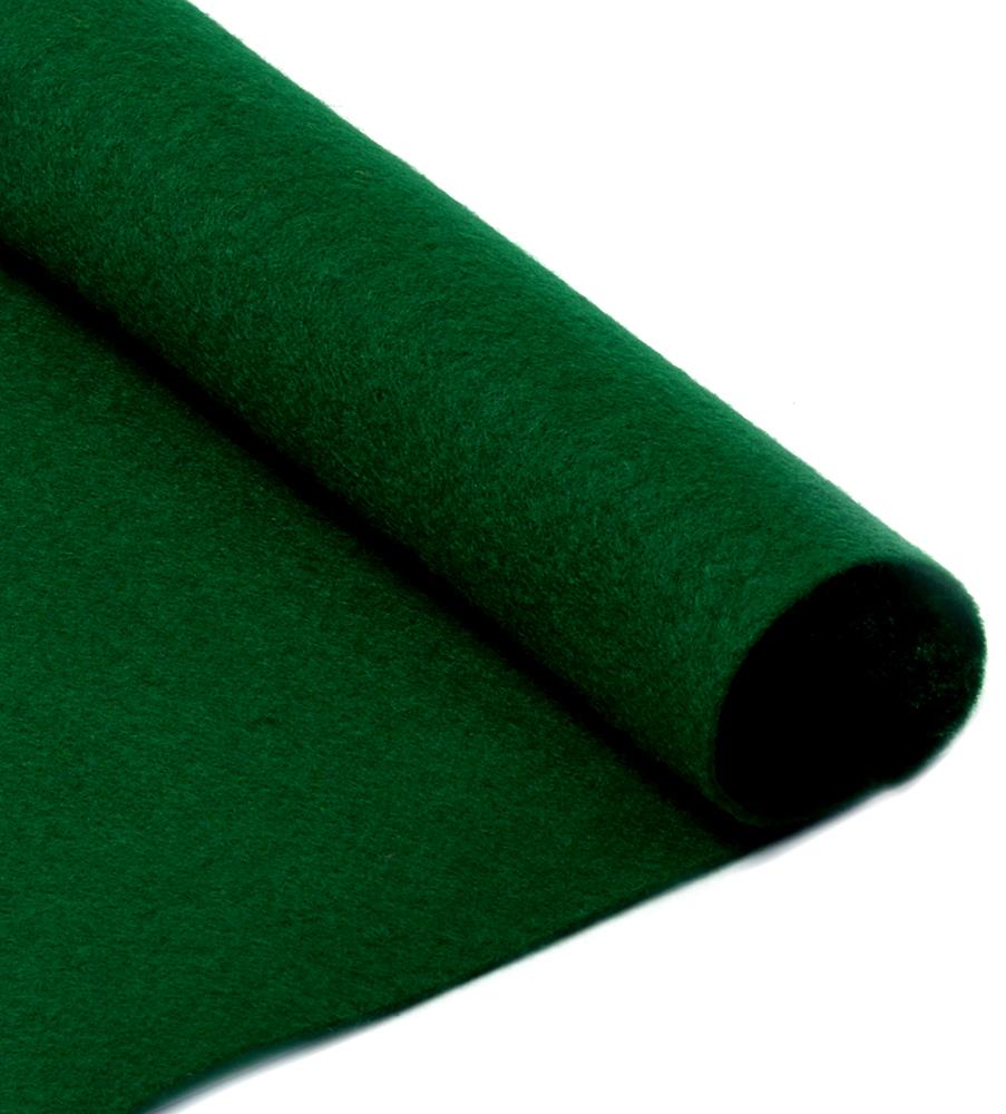 Фетр листовой Ideal, мягкий, цвет: темно-зеленый (667), 20 х 30 см, 10 шт139811Листовой фетр используют для изготовления оригинальных сувениров, аппликаций и картин. Многообразие расцветок, большой выбор листов по плотности и толщине позволяют подобрать материал на любой вкус.Толщина: 1 мм.