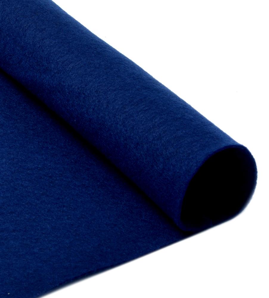 Фетр листовой Ideal, мягкий, цвет: темно-синий (673), 20 х 30 см, 10 шт7712591_206Листовой фетр используют для изготовления оригинальных сувениров, аппликаций и картин. Многообразие расцветок, большой выбор листов по плотности и толщине позволяют подобрать материал на любой вкус.Толщина: 1 мм.