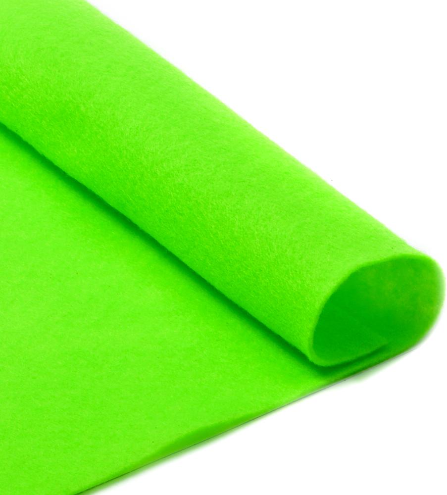 Фетр листовой Ideal, мягкий, цвет: салатовый, 20 х 30 см, 10 шт2966371Листовой фетр используют для изготовления оригинальных сувениров, аппликаций и картин. Многообразие расцветок, большой выбор листов по плотности и толщине позволяют подобрать материал на любой вкус.Толщина: 1 мм.