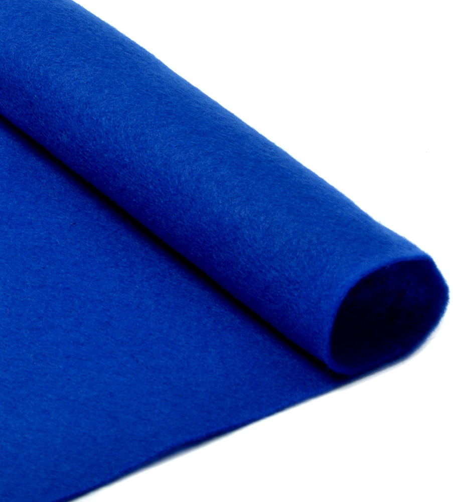 Фетр листовой Ideal, мягкий, цвет: синий (679), 20 х 30 см, 10 штTBY.FLT-S1.679Листовой фетр используют для изготовления оригинальных сувениров, аппликаций и картин. Многообразие расцветок, большой выбор листов по плотности и толщине позволяют подобрать материал на любой вкус.Толщина: 1 мм.