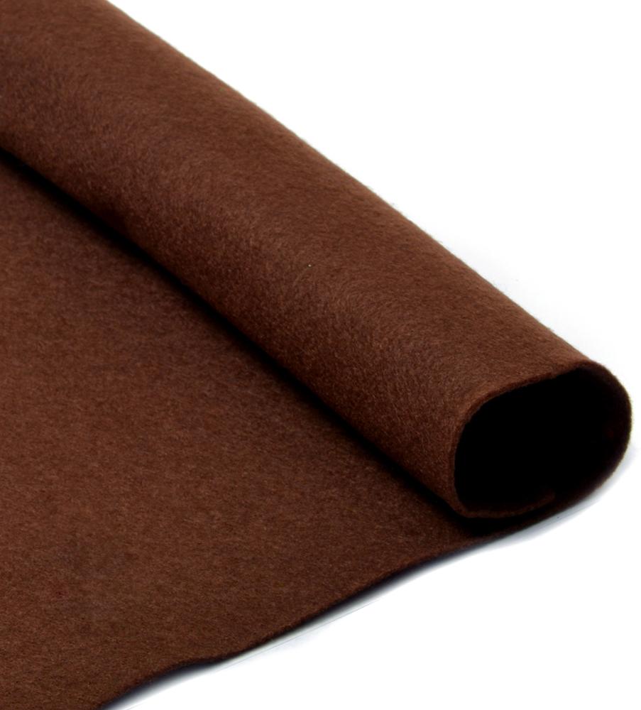 Фетр листовой Ideal, мягкий, цвет: темно-коричневый (687), 20 х 30 см, 10 штTBY.FLT-S1.687Листовой фетр используют для изготовления оригинальных сувениров, аппликаций и картин. Многообразие расцветок, большой выбор листов по плотности и толщине позволяют подобрать материал на любой вкус.Толщина: 1 мм.