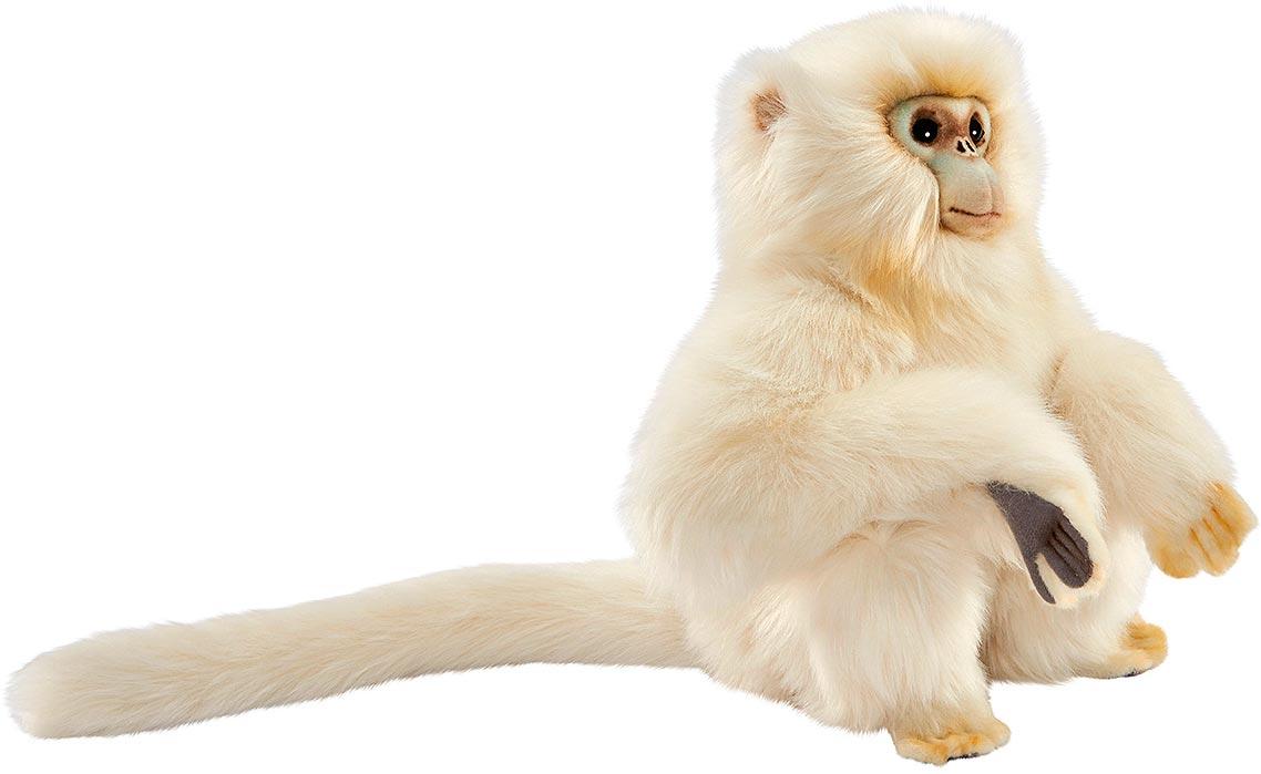 Hansa Мягкая игрушка Курносая мартышка 30 см мягкая игрушка для ребенка hansa щенок таксы