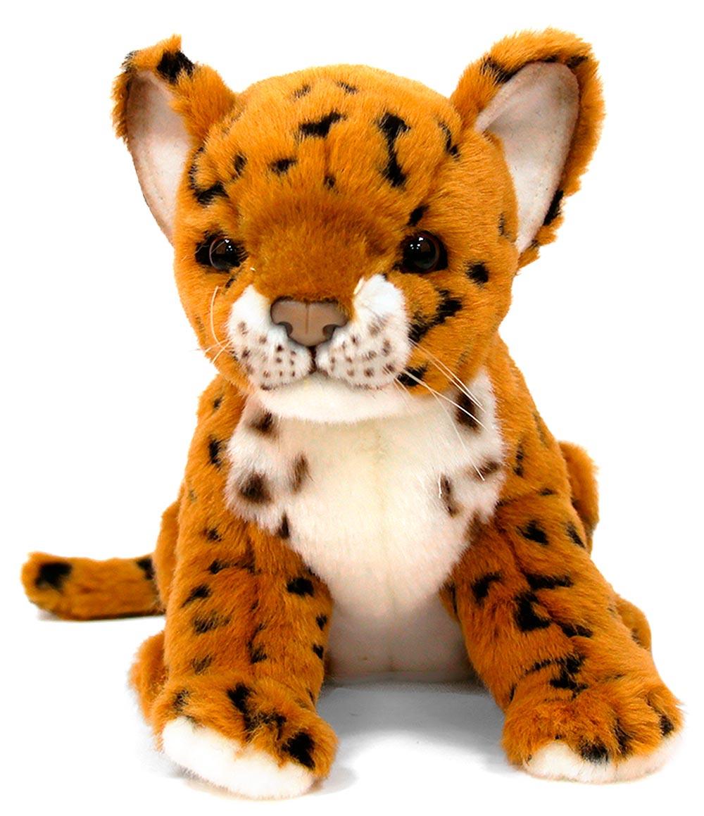 Hansa Мягкая игрушка Детеныш леопарда 17см hansa мягкая игрушка лиса