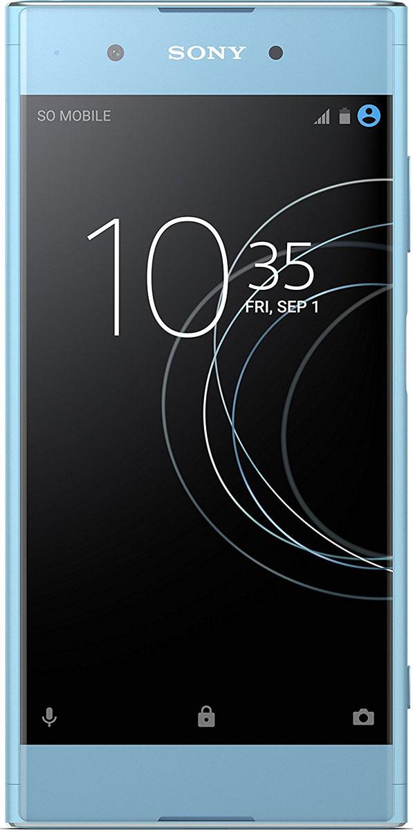 Sony Xperia XA1 Plus Dual, Blue1310-4468Xperia XA1 Plus - эпические развлечения. 23-мегапиксельная камера и 5,5-дюймовый дисплей Full HD подарят еще больше любимых развлечений.Доведите свои снимки до совершенства. Снимайте четкие, качественные фотографии даже при тусклом свете благодаря передовой камере 23 МП и матрице Exmor RS.Благодаря объективу f/2,0 и 1/2,3-дюймовой матрице Exmor RS романтические снимки в сумерках будут выглядеть особенно атмосферно. С технологией SteadyShot видео будут четкими, даже если съемка ведется на ходу. Делайте четкие снимки движущихся объектов с быстрой камерой, которая запускается всего за 0,6 секунды. Благодаря широкоугольному объективу 23 мм в кадр поместятся все желающие.Смотрите фильмы и играйте в игры на большом 5,5-дюймовом дисплее Full HD. Благодаря новейшим системам Hi-Fi вы сможете расслышать свой смартфон даже в самом шумном месте. С технологиями ClearAudio+ и Smart Amplifier вы сможете четко и громко расслышать каждую ноту. С усиленными функцией Clear BASS басами любая композиция зазвучит по-новому.Со сканером отпечатков пальцев вы можете быть уверены в защите своих данных. Экран разблокируется, как только вы коснетесь кнопки питания.Xperia XA1 Plus превосходно выглядит и выполнен из первоклассных материалов. Благодаря закругленным краям и стильным деталям он удобно лежит в руке.Отдыхайте и развлекайтесь, не думая о заряде. Емкий аккумулятор 3430 мАч и режим Stamina позволят активно пользоваться смартфоном в течение целого дня. А благодаря технологии адаптивной зарядки Qnovo и функции Battery Care срок службы у аккумулятора больше, чем обычно.Процессор Mediatek Helio P20 и функция Smart Cleaner гарантируют быструю работу приложений и плавное воспроизведение видео.Оптимальная работа. Smart Cleaner автоматически отключает неиспользуемые приложения и очищает кэш, чтобы освободить память.Телефон сертифицирован EAC и имеет русифицированный интерфейс меню и Руководство пользователя.Телефон для ребёнка: советы экспертов. Статья OZ
