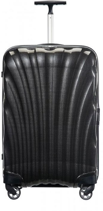 Чемодан Samsonite Cosmolite FL 2, цвет: черный, 123 л. V22-09307 samsonite чемодан 55 см lite cube dlx