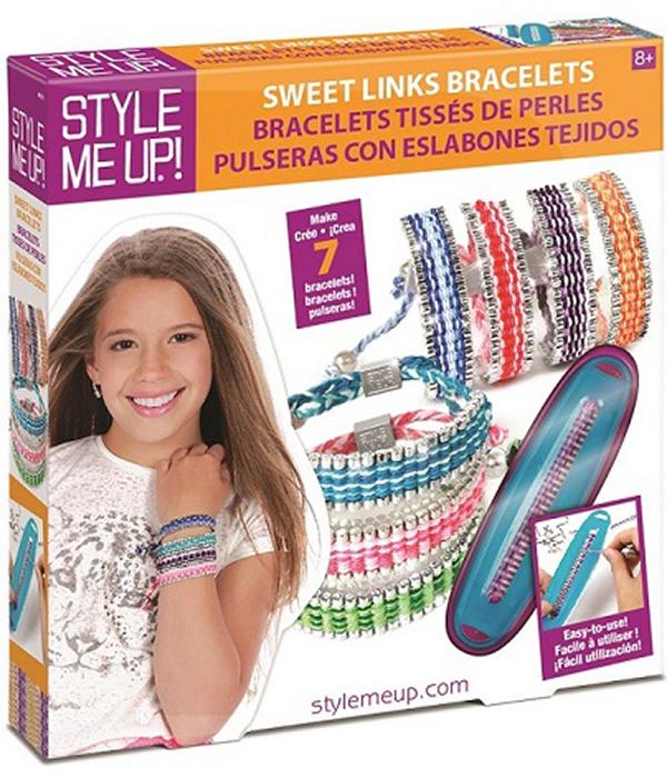 Style Me Up Набор для создания браслетов Красивые звенья