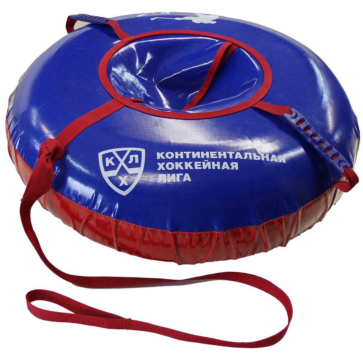 Сноутьюб КХЛ  Тент-тент , с камерой, 100 x 100 x 40 см - Санки и снегокаты