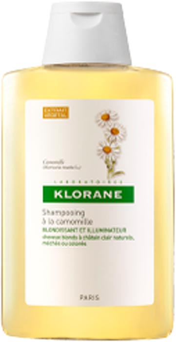 Klorane Шампунь с экстрактом ромашки, 100 млC58591Klorane Shampoo with chamomile содержит апигенин (желтый пригмент), который усиливает естественный светлый цвет волос при каждом мытье. В результате волосы приобретают светлый золотистый оттенок. Клоран шампунь с ромашкой может использоваться ежедневно. Для всей семьи. Шампунь не содержит химических красящих и обесцвечивающих веществ.