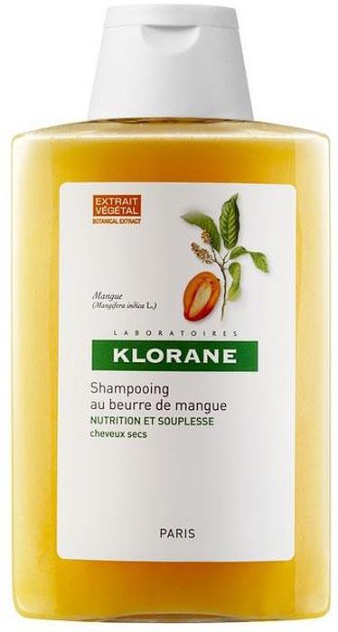 Klorane Шампунь с маслом манго для сухих, поврежденных волос, 100 млC60384Питает волосы по всей длине. Восстанавливает целостность гидролипидной пленки, делает волосы сильными, гладкими, блестящими. Разглаживает чешуйки волоса.