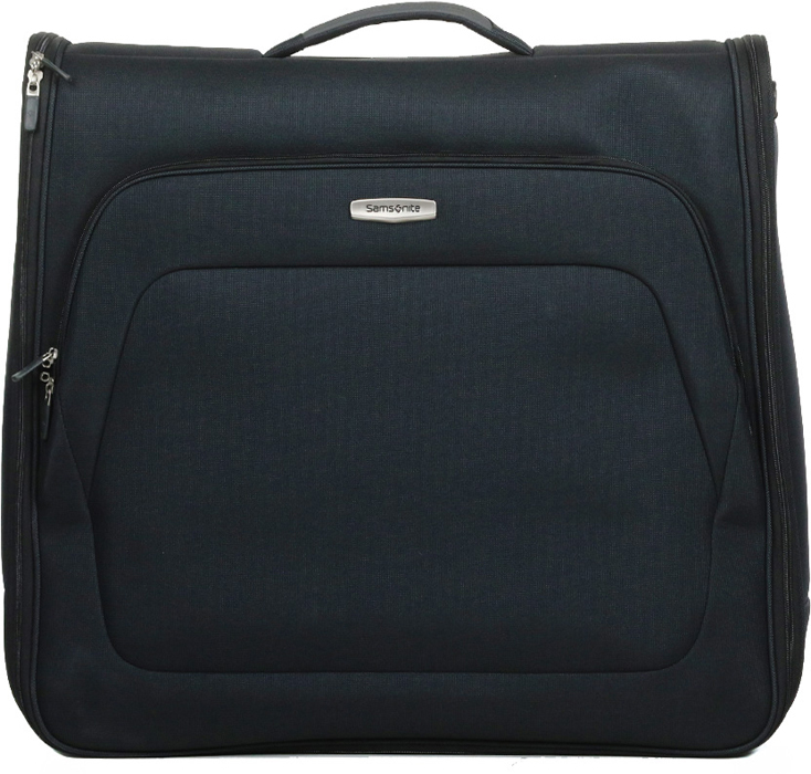 Портплед Samsonite Spark SNG, цвет: черный, 59 л. 65N-09017 чемодан samsonite spark sng цвет темно синий 82 л 65n 01007