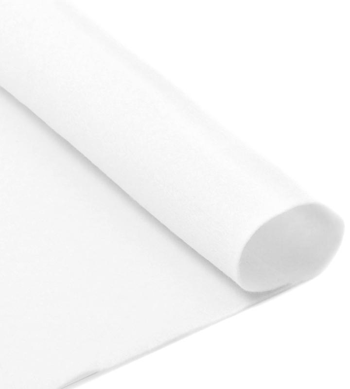 Фетр листовой Ideal, мягкий, цвет: белый (660), 20 х 30 см, 10 штTBY.FLT-S1.660Листовой фетр используют для изготовления оригинальных сувениров, аппликаций и картин. Многообразие расцветок, большой выбор листов по плотности и толщине позволяют подобрать материал на любой вкус.Толщина: 1 мм.