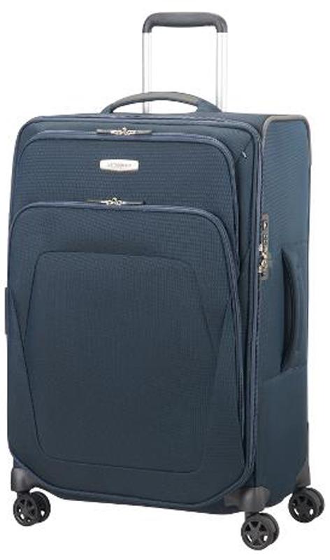 Чемодан Samsonite Spark SNG, цвет: темно-синий, 82 л. 65N-01007 чемодан samsonite чемодан 80 см pro dlx 4