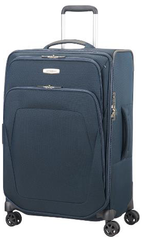 Чемодан Samsonite Spark SNG, цвет: темно-синий, 82 л. 65N-01007 чемодан samsonite чемодан 79 см spark sng
