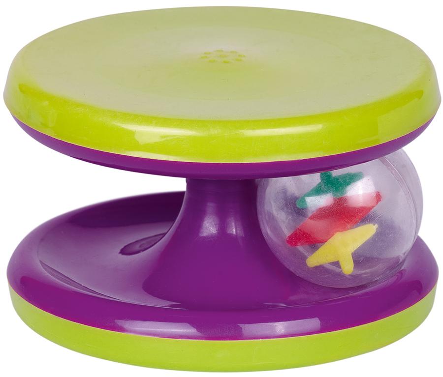 Игрушка для животных Nobby Роллер, диаметр 11 см66864Игрушка для животных Nobby Роллер изготовлена из высококачественного пластика. Внутри изделия имеется небольшой мячик, вращающийся по кругу, который привлечет внимание питомца. Такая игрушка порадует вашего любимца, а вам доставит массу приятных эмоций, ведь наблюдать за игрой всегда интересно и приятно.