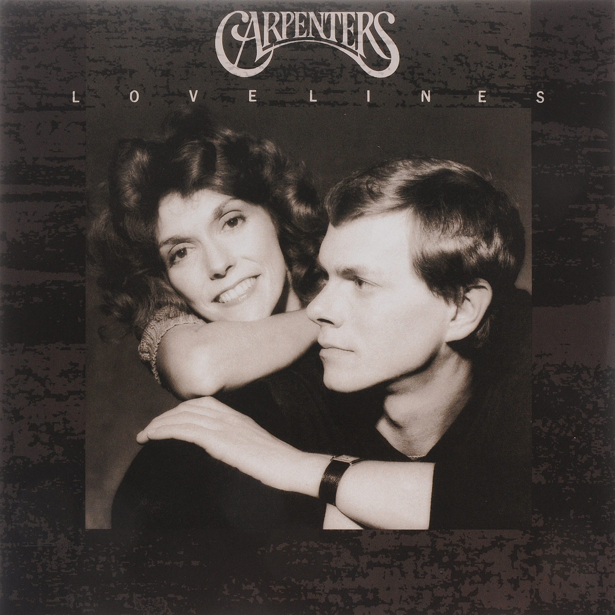 The Carpenters Carpenters. Lovelines (LP) the carpenters carpenters a song for you lp