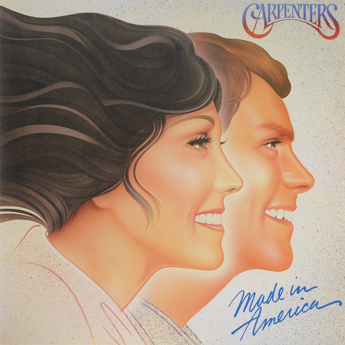 The Carpenters Carpenters. Made In America (LP) supertramp supertramp breakfast in america lp