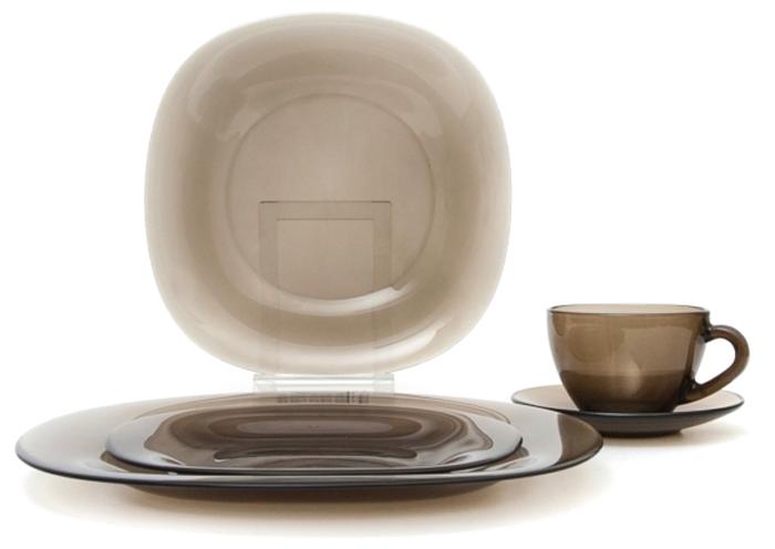 Столовый набор Luminarc Нью Карин Эклипс, 30 предметовL5112Столовый набор Luminarc Нью Карин Эклипс, 30 предметов. Состав набора: тарелка десертная белая - 6 шт; тарелка обеденная черная - 6 шт; тарелка глубокая белая - 6 шт; чайный сервиз черный/белый - 1 шт; салатник большой черный/белый - 2 шт; салатник малый 12 см черный/белый - 3 шт/3 шт